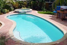 fiberglass pools in florida the luau by aloha fiberglass pools a classic kidney shaped pool