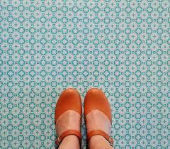 funky linoleum flooring designs