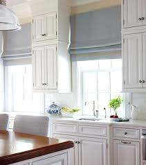Contemporary Curtains Kitchen