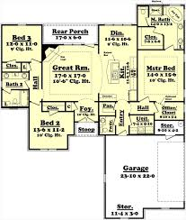 stylish idea 1900 square foot house plans e story 5 from 1600 to