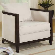 kitchen 6373 glamorous white accent chair 24 white