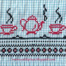 Best 25+ Chicken scratch patterns ideas on Pinterest | Chicken ... & Mary Wald's Place: Vintage Chicken Scratch Gingham Aprons with a Pattern to  Use need to sing in Adamdwight.com