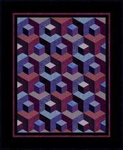 131 best cubes images on Pinterest | Quilt patterns, Atelier and ... & Third Dimension free pattern Adamdwight.com