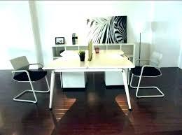 2 person desk. Two Person Office Desk 2 .