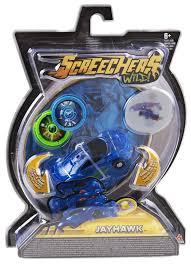 Купить <b>Screechers Wild Машинка-трансформер Джейхок</b> blue в ...
