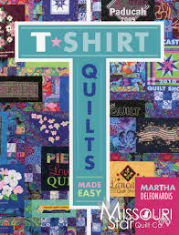 T-Shirt Quilts Made Easy Book - American Quilter's Society ... & T-Shirt Quilts Made Easy Book Adamdwight.com