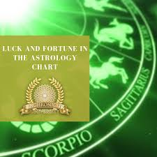 Luck And Fortune In The Astrology Chart
