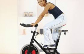 an exercise bike doesn t take up much e in a home gym