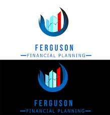 Planning And Design Pty Ltd Serious Professional Financial Planning Logo Design For