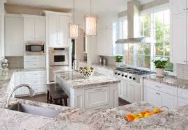 White Kitchens With Granite Giallo Ornamental Granite With White Cabinets Giallo Ornamental