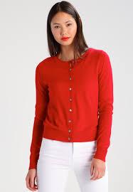 Banana Republic Cardigan Modern Red Women Clothing Jumpers