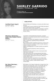 agent resume samples   visualcv resume samples databasecertified travel agent resume samples