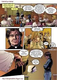 Comics XXX La Venganza de Las Colegialas Parte 1 Poringa