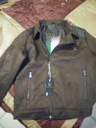 vg world collection luxury jacket