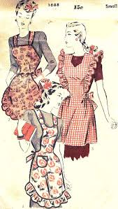 Vintage Apron Patterns Stunning Apron Inspiration Vintage Apron Patterns MidCentury Every Day