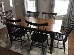 entrancing shaker dining room set at style home design remodelling