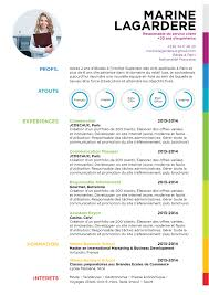 Https Www Mycvfactory Com Modeles De Cv Cv Cadres Motivation