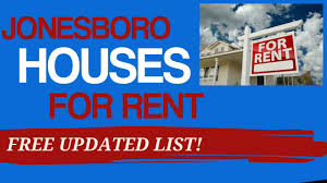 free listing of homes for rent jonesboro houses for rent free list youtube