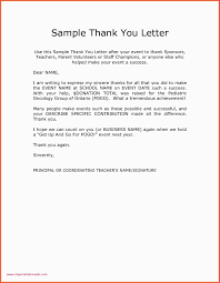 Thank You Letters After Teaching Interview Thank You Letter Format Job Interview Thank You Letter After