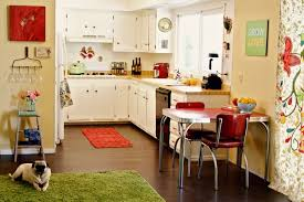 Homes And Gardens Kitchens 10 Kitchen Decor Ideas For Your Mobile Home Rental
