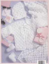 Free Crochet Baby Layette Patterns