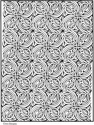 Small Picture Free Mosaic Coloring Pages fablesfromthefriendscom