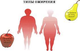 Занятие ОЖИРЕНИЕ КАК ФАКТОР РИСКА АРТЕРИАЛЬНОЙ ГИПЕРТОНИИ  Мужской тип ожирения относится к брюшному наиболее неблагоприятному типу Установить его можно путем соотношения окружности талии к окружности бедер
