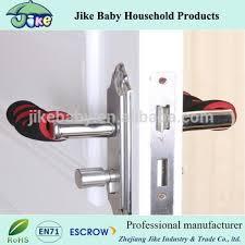 skidproof environmental rubber door handle cover door protector