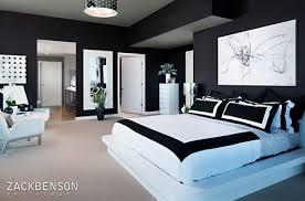 black and white home decor abode