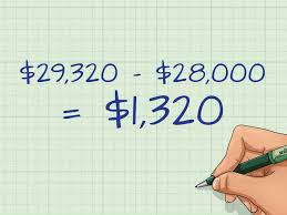 lease or buy calculation how to calculate adjusted lease balance 12 steps with pictures