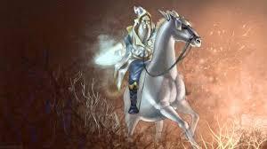ezalor the keeper of the light hq dota 2 wallpapers