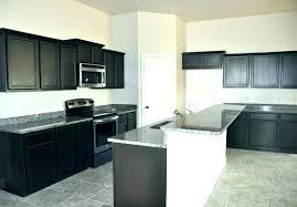 gray granite countertops kitchen white cabinets with granite