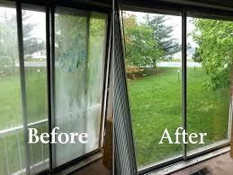 window door replacement glass door window blinds inserts