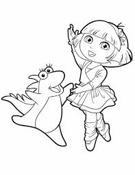 isa holding hands and dancing with dora isa dora and friends