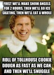 Elf. Christmas Meme. :) sounds like the best day ever | Quotes to ... via Relatably.com