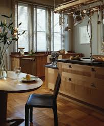 Kitchen With Slate Floor Kitchen Welcoming Rustic Kitchen With Distressed L Shaped