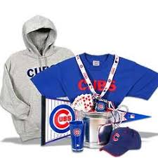 chicago cubs gift basket deluxe