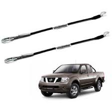 Tailgate Cable Support Arm 2 Pc For Nissan Navara D40 Pickup Truck ...