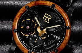 ralph lauren rl automotive skeleton watch ealuxe ralph lauren rl automotive skeleton watch