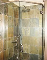 glass shower door replacing shower door big arizona shower door