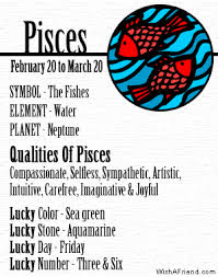 Pisces Profile Horoscope Traits And Sexual Compatibility