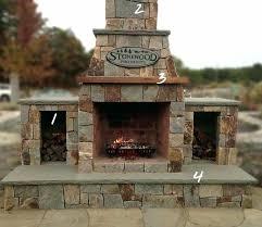 outdoor stone fireplace kits fireplace kits outdoor outdoor stone fireplace kits diy outdoor stone fireplace kits