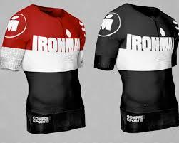 Aero Top Ironman Triathlon Tr3 Stripes Shirt Compressport 2016 Mens Triathlon Clothing Triathlon Triathlon Wetsuits Clothing Shoes Bike And