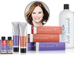 Beth Minardi Celebrity Hair Color And Products Newbeauty