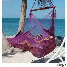 Large Caribbean Hammock Chair - Free Shipping Today - Overstock.com -  17499602