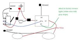 jeep jk led light wiring wiring diagram host wiring additional back up lights jk forum com the top jeep jk led light wiring