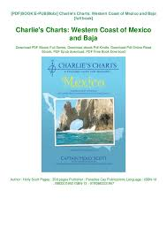 Pdf Charlies Charts Western Coast Of Mexico And Baja