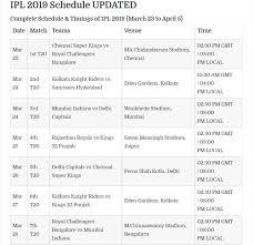 World Cup Chart Pdf Ipl Schedule 2020 Ipl Schedule Pdf Download Hd Pics Ipl