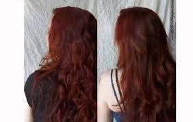 Henna Results On Dark Blonde Hair