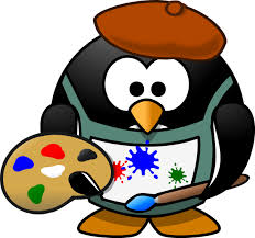Penguin Art Cliparts Free Download Clip On Artist Clipart 2400 2240